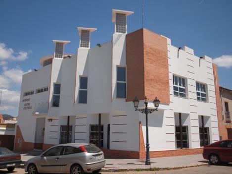 El Centro Cultural de Nerva_Foto: Juan A. Hipólito