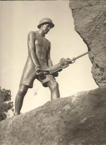El minero de Evaristo Márquez