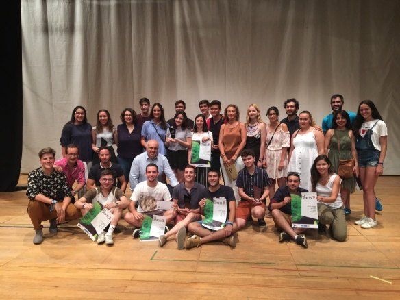 los premiados junto a organizadores y colaboradores.JPG